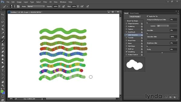 Color Dynamics: Drawing and Painting in Photoshop - The Great Training