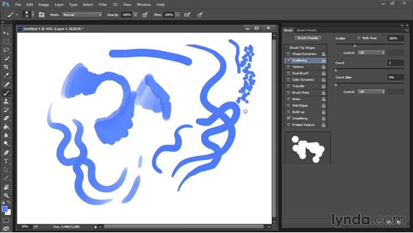 Graphic Tablet and Pen Pressure: Drawing and Painting in Photoshop - The Great Training