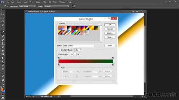 Gradient: Drawing and Painting in Photoshop - The Great Training