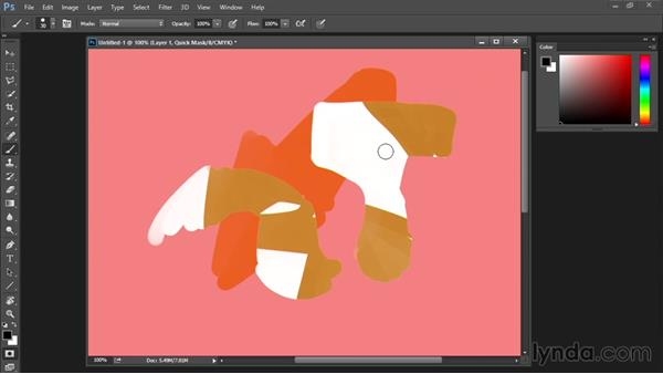 Quick Mask mode: Drawing and Painting in Photoshop - The Great Training
