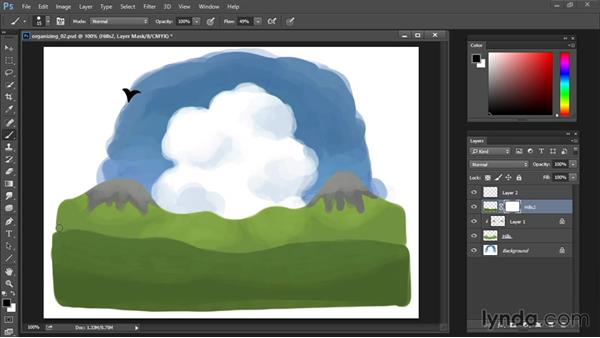 Layer masks: Drawing and Painting in Photoshop - The Great Training