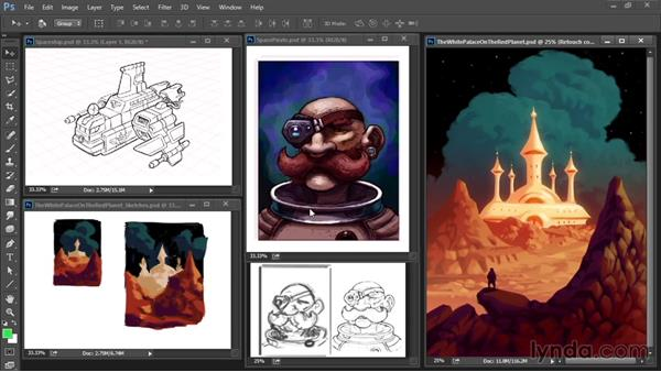 Next steps and farewell: Drawing and Painting in Photoshop - The Great Training
