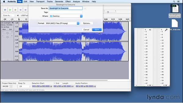 Preparing audio and video files for the iPad: iPad Tips and Tricks