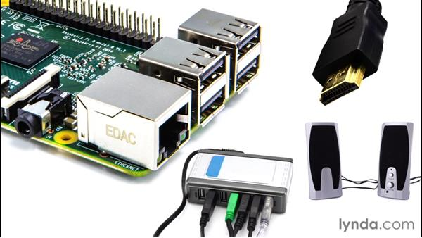 Getting the right equipment: Up and Running with Raspberry Pi