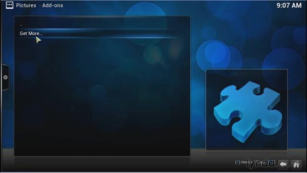 Adding content to Kodi: Up and Running with Raspberry Pi