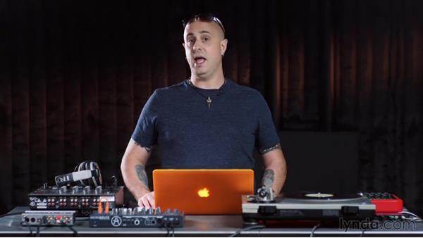 Hardware requirements: DJing with Ableton Live