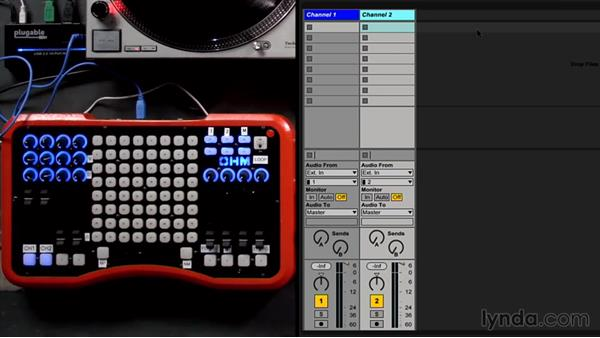 Configuring your MIDI controller: DJing with Ableton Live