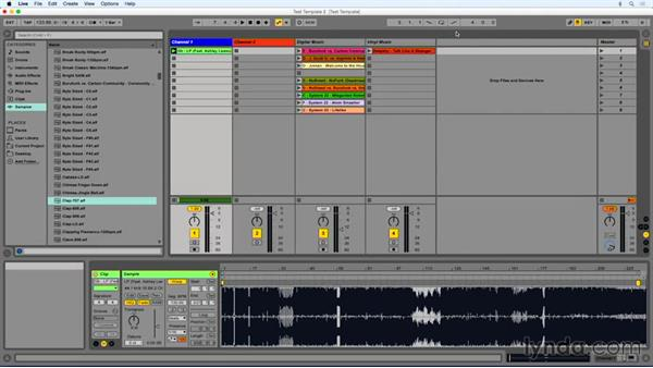 Tempo control: DJing with Ableton Live