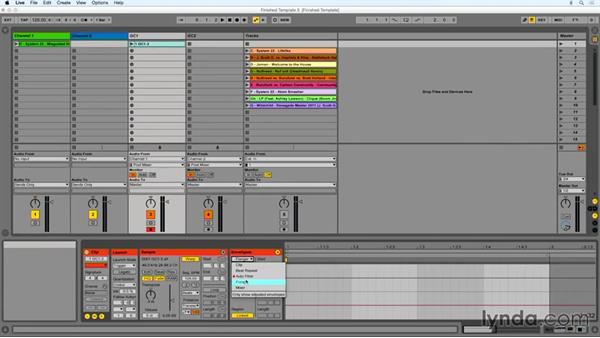 Ghost clip FX: DJing with Ableton Live