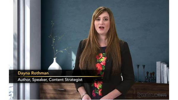 Welcome: Content Marketing: Blogs