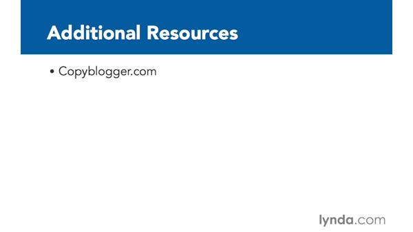 Next steps: Content Marketing: Blogs
