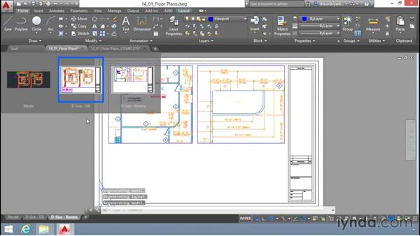 Using the exercise files: Up and Running with AutoCAD LT