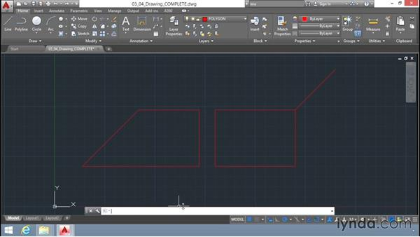 Erasing objects: Up and Running with AutoCAD LT