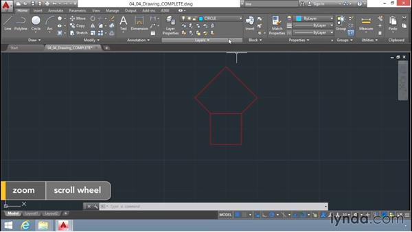 Other draft settings: Up and Running with AutoCAD LT
