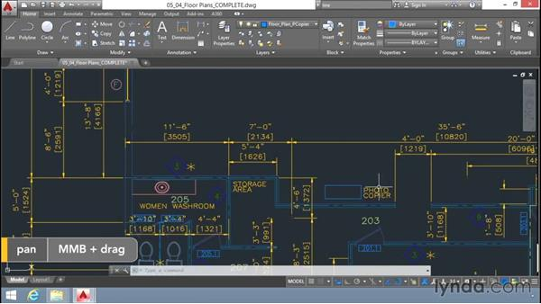 Copying objects: Up and Running with AutoCAD LT