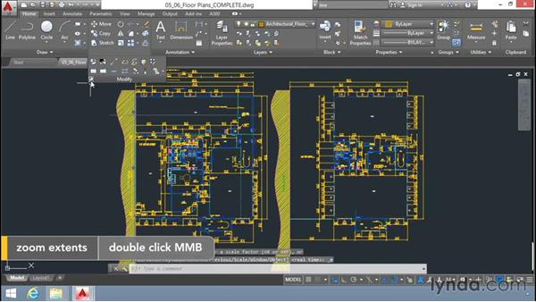 Advanced editing tools: Up and Running with AutoCAD LT
