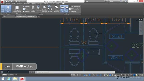 Properties palette: Up and Running with AutoCAD LT