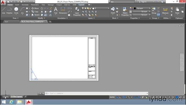 Printing concepts: Up and Running with AutoCAD LT