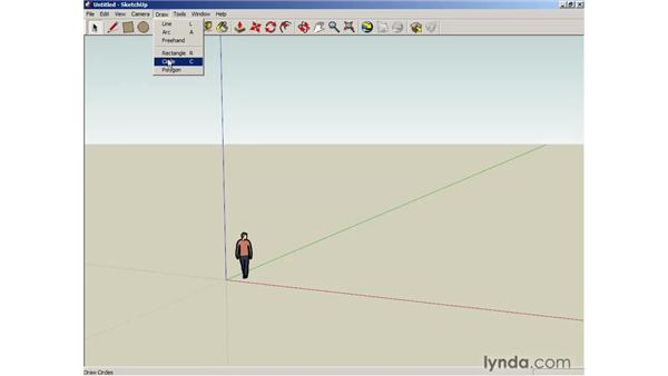 Interface basics : SketchUp 6 Essential Training
