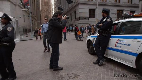 Photographing the officers of the NYPD: Street Photography: Posed Portraiture