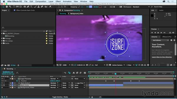Welcome: After Effects CC Essential Training (2015)