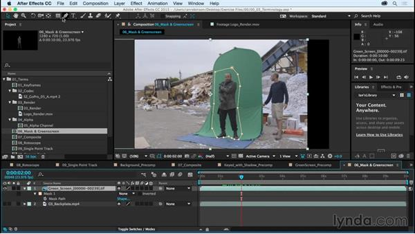Motion graphics and video terminology