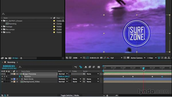 The power of parenting: After Effects CC Essential Training (2015)