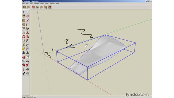 Contours: SketchUp 6 Essential Training