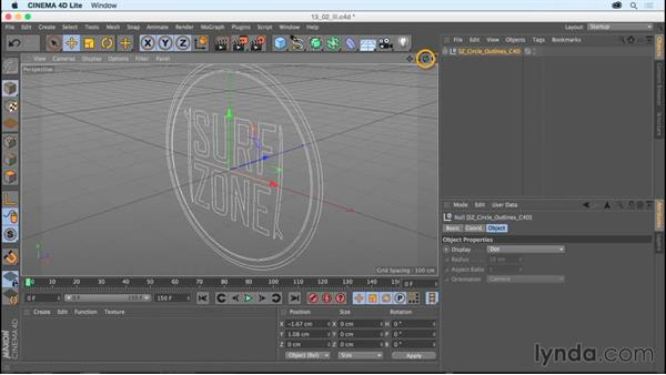 Creating 3D from Illustrator files: After Effects CC Essential Training (2015)