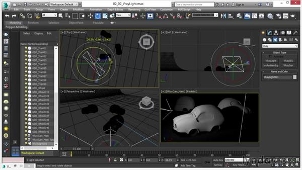 Welcome: V-Ray 3.0 for 3ds Max Essential Training