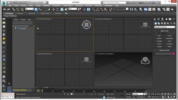 The V-Ray toolbar