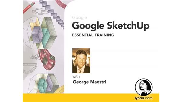 Goodbye: SketchUp 6 Essential Training