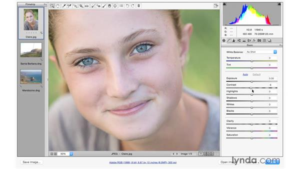Removing haze with the Dehaze control: Photoshop for Photographers: 2015 Creative Cloud Updates