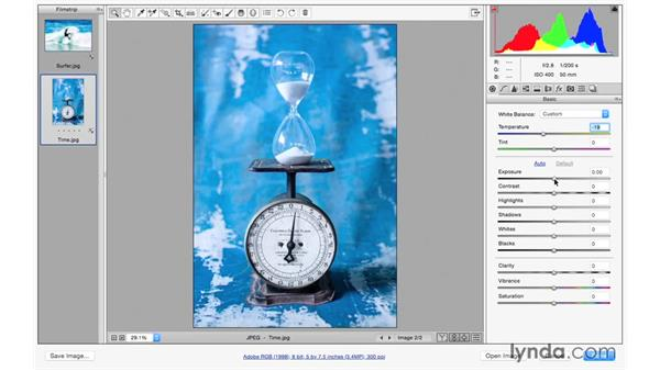Using Dehaze to add emphasis: Photoshop for Photographers: 2015 Creative Cloud Updates