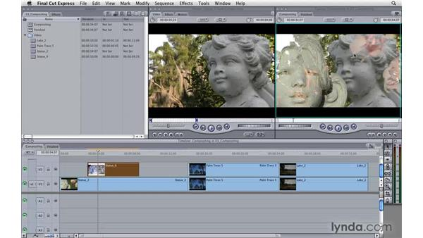 Compositing: Final Cut Express 4 Essential Training