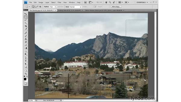 Introducing Photoshop: Photoshop CS4 One-on-One: Fundamentals