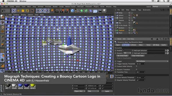 Mograph and VFX learning paths on lynda.com: Getting Started with Motion Graphics