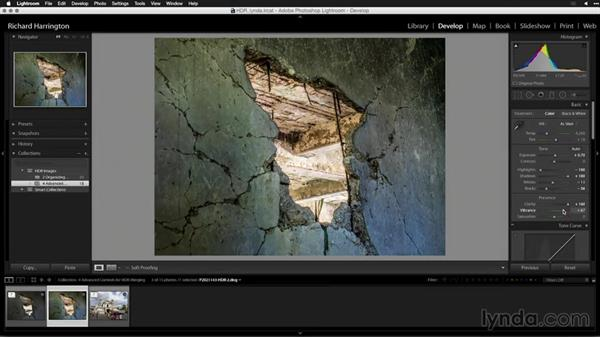 Welcome: Creating High-Dynamic Range (HDR) Photos with Lightroom