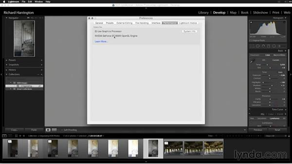 Speeding up the HDR Photomerge process: Creating High-Dynamic Range (HDR) Photos with Lightroom