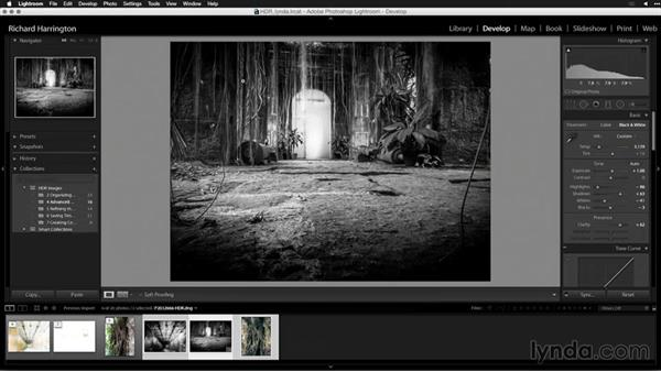 The Creative Cloud connection: Creating High-Dynamic Range (HDR) Photos with Lightroom