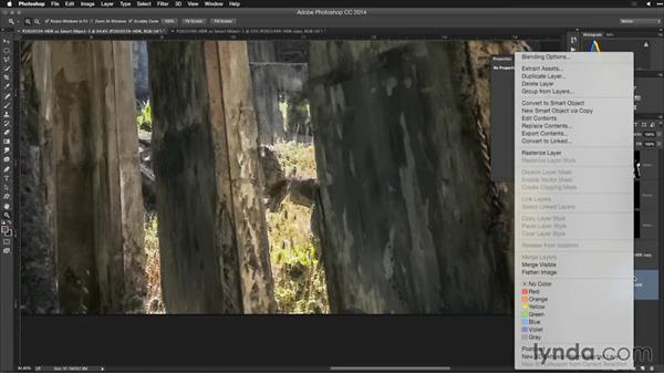 Advanced healing and cloning in Photoshop: Creating High-Dynamic Range (HDR) Photos with Lightroom