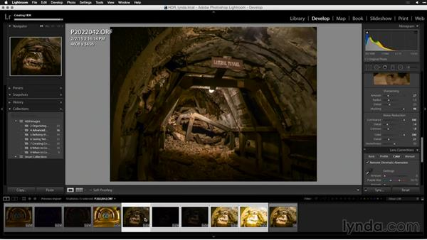 Exchanging raw files to Photomatix Pro: Creating High-Dynamic Range (HDR) Photos with Lightroom