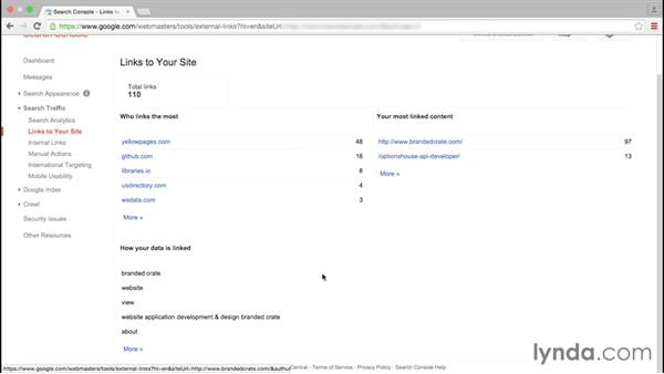 Overview of search traffic: SEO Tools Fundamentals