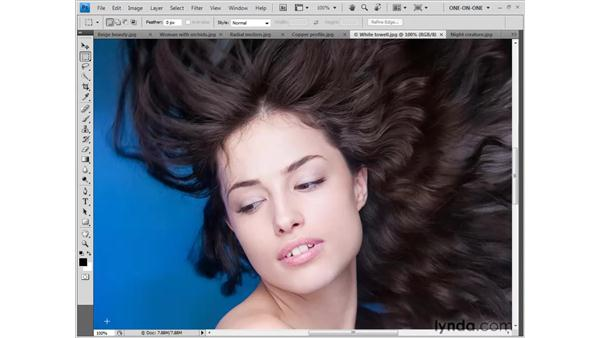 Common ways to zoom: Photoshop CS4 One-on-One: Fundamentals