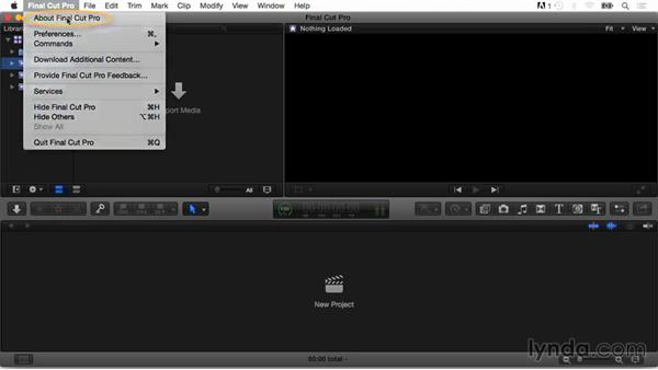 What you should know before watching this course: Final Cut Pro X Guru: Multicamera Video Editing
