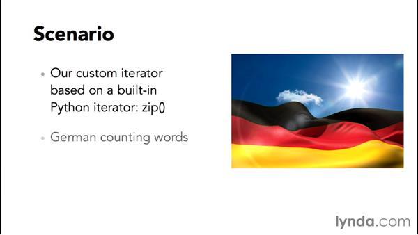 Iterator: Design Patterns with Python