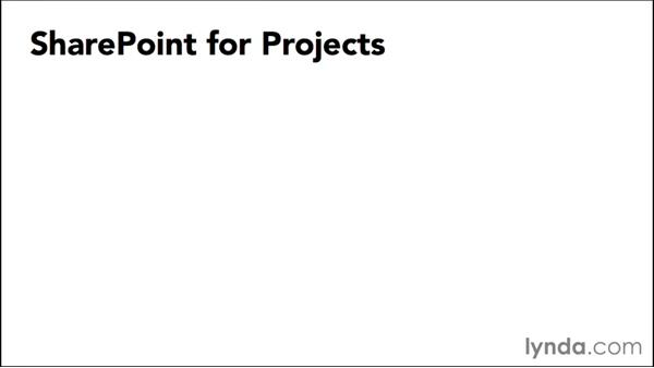 How SharePoint supports projects: Managing Projects with SharePoint 2013