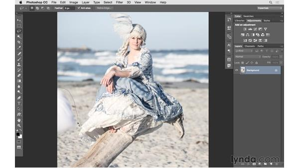 Opening images from Camera Raw to Photoshop: Photoshop CC for Photographers: Camera Raw 9 Fundamentals