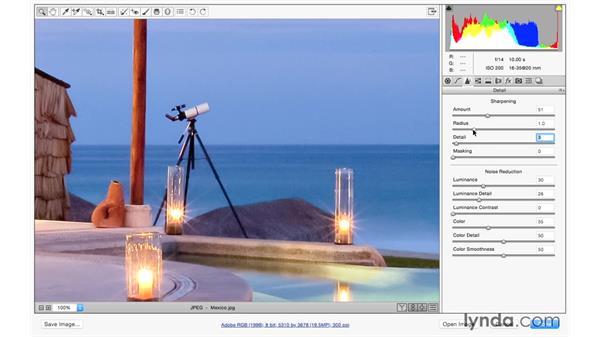 Improving a travel photograph: Photoshop CC for Photographers: Camera Raw 9 Fundamentals