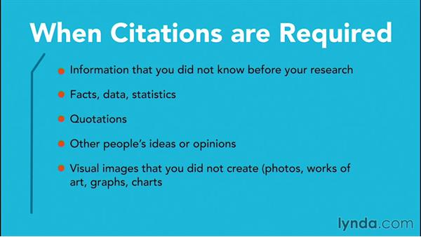 What Is Citation And Why Cite